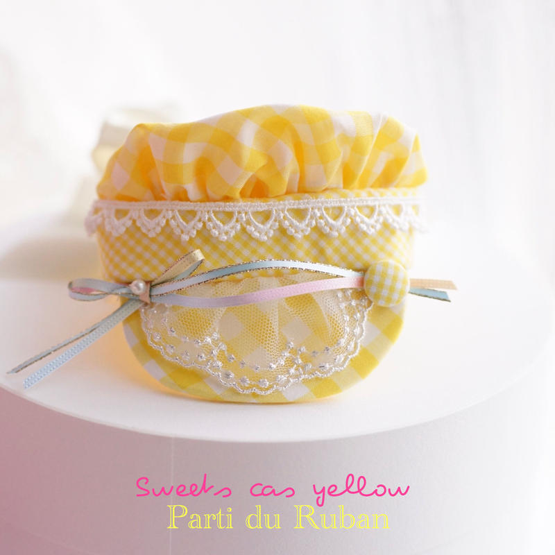 Sweets cas yellow