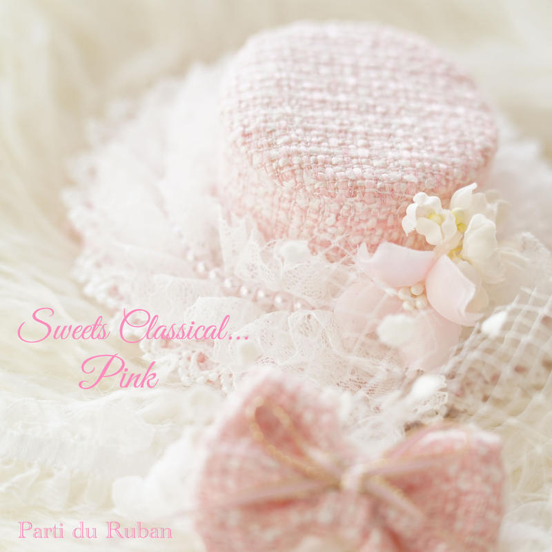 Sweets Classical Pink