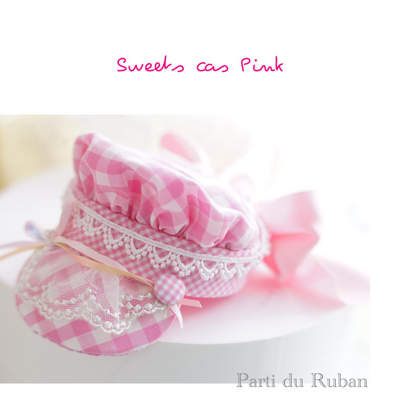 Sweets  cas Pink