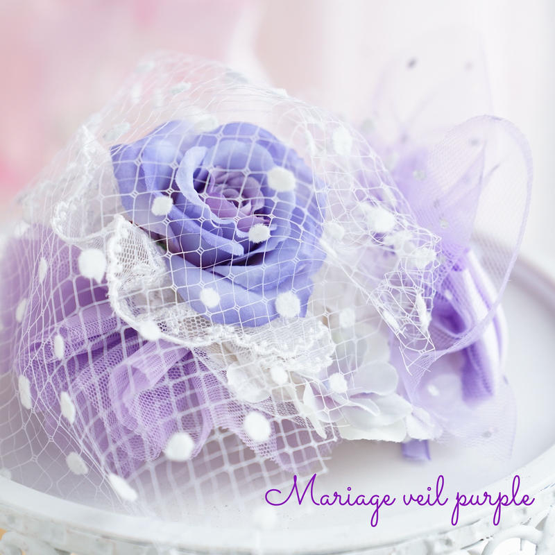mariage veil