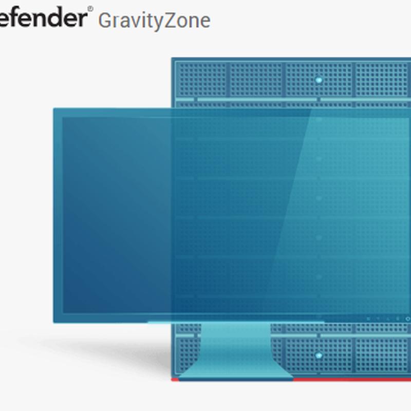 BitDefender GravityZone Enterprise Security 1サーバ3年