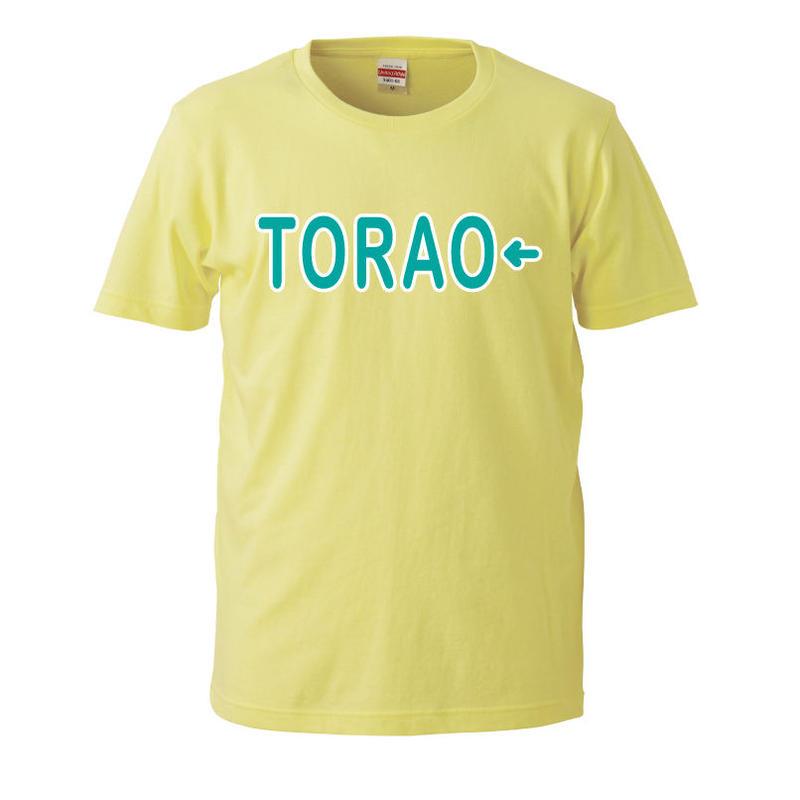 "TIGER STOMP  S/S Tee  ""TORAO"""