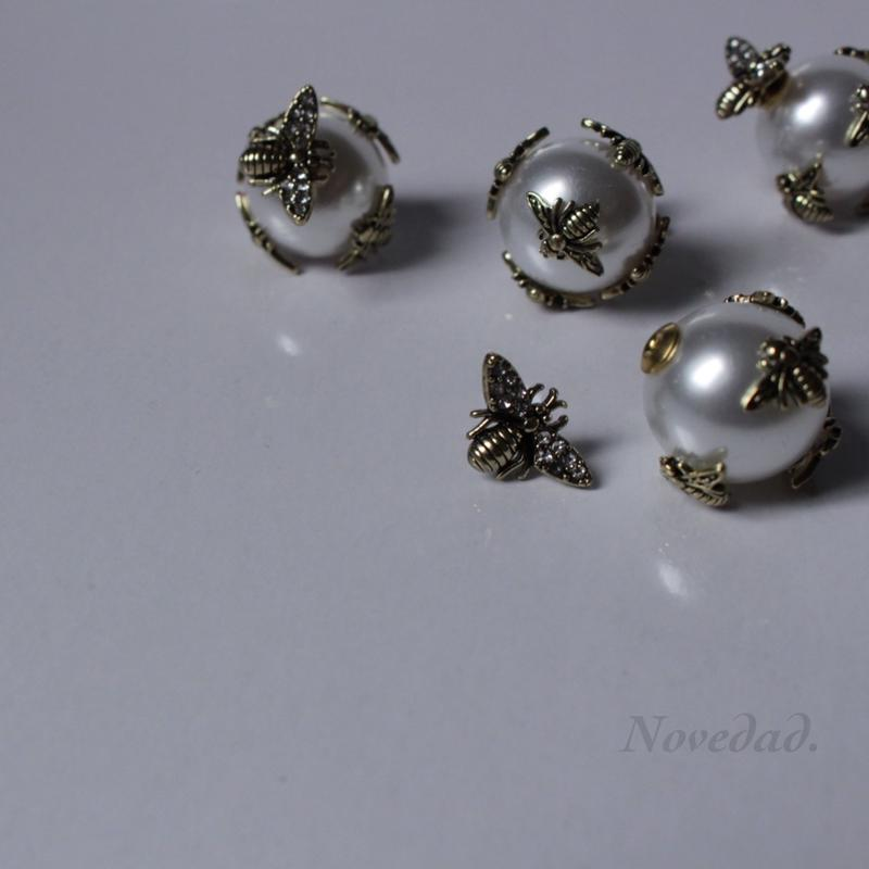 Bee × pearl/STAR × pearl  pierce