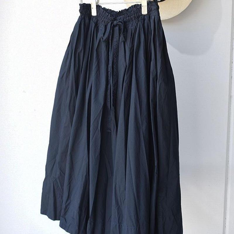 veritecoeur  コットンタイプライタースカート