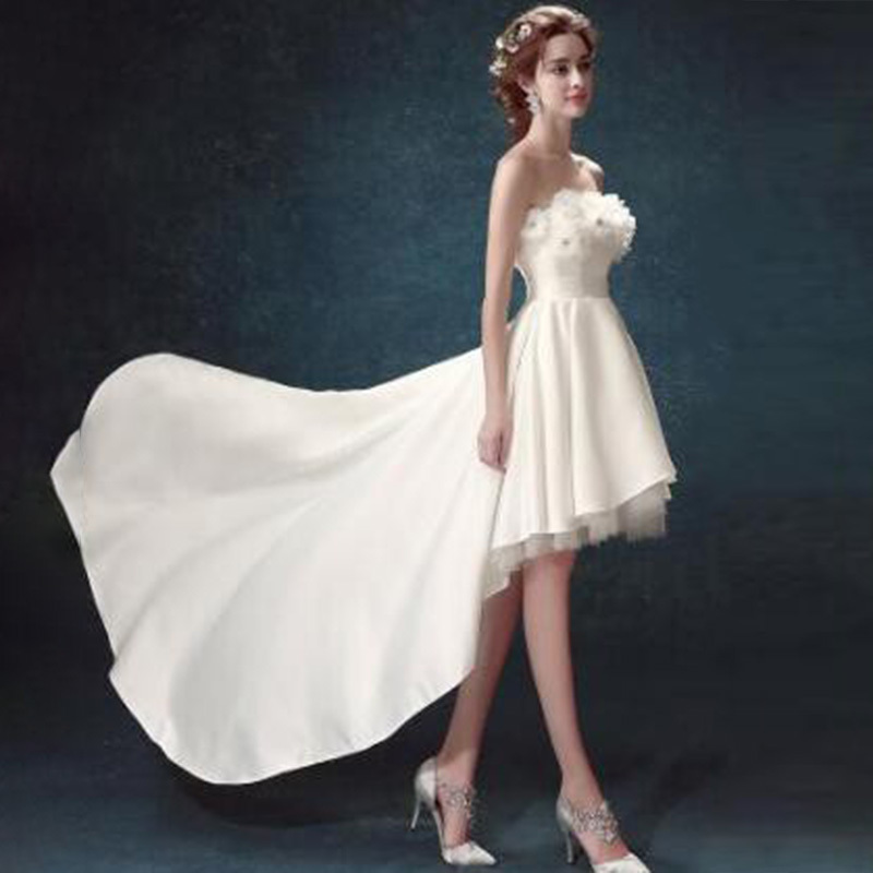 高品質 ロングドレス パーティードレス 舞台ドレス 舞台衣装 可愛いドレス 二次会 発表会 ドレス 演奏会 前短後長