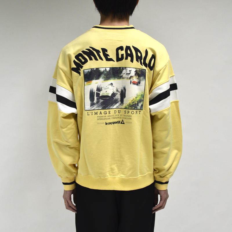 monte carlo training pullover[T-0028]