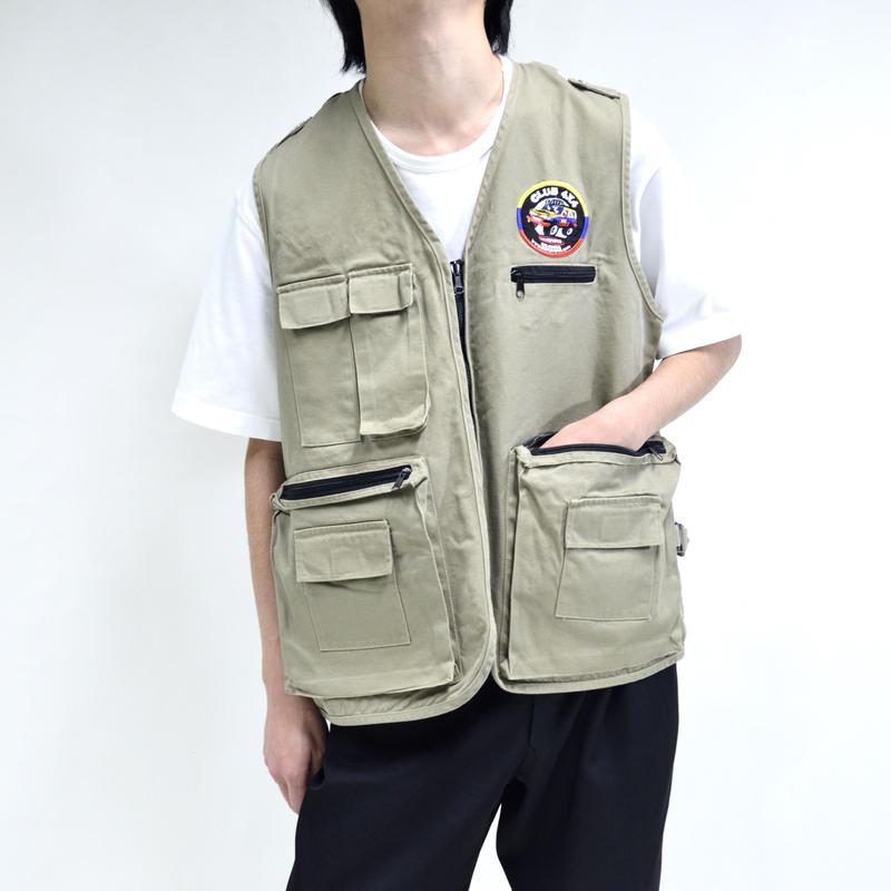 car-club mechanic vest [T-0072]