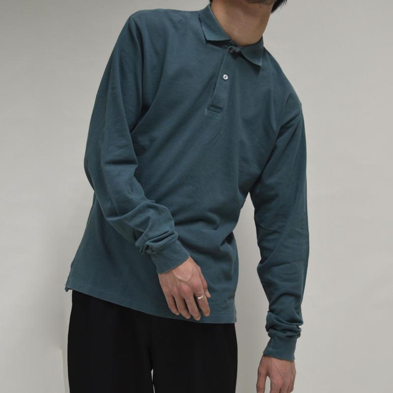 Long Sleeve Polo Shirt [T-0003]