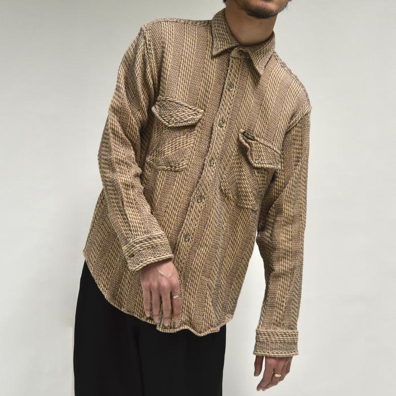 Work Knit Shirts [T-0081]