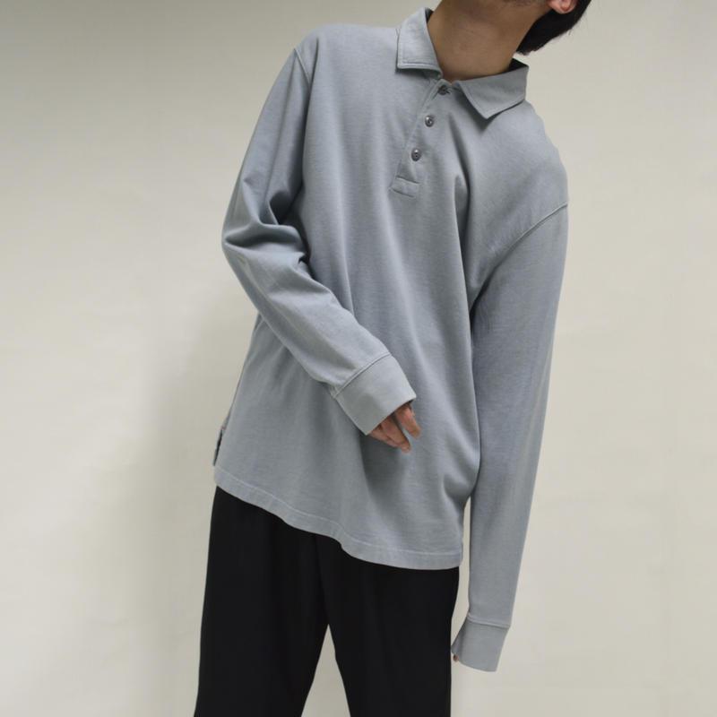 J.CREW - Long Sleeve Polo Shirt [T-0019]