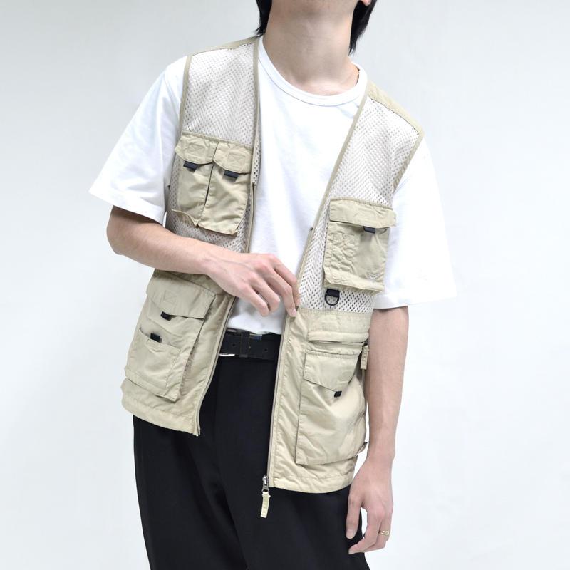 mesh hunting vest [T-0069]