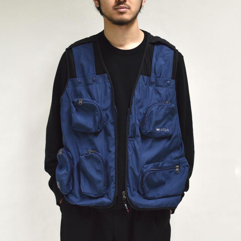 mesh fisherman vest[T-0040]