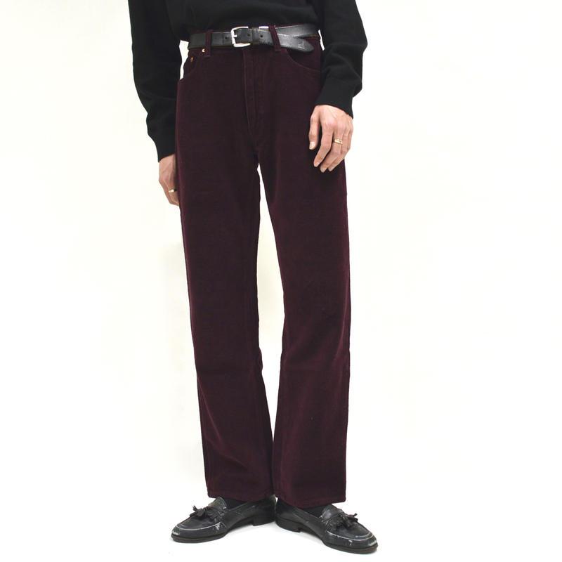 Hollywood Ranch Market - Straight Pants [P-0011]