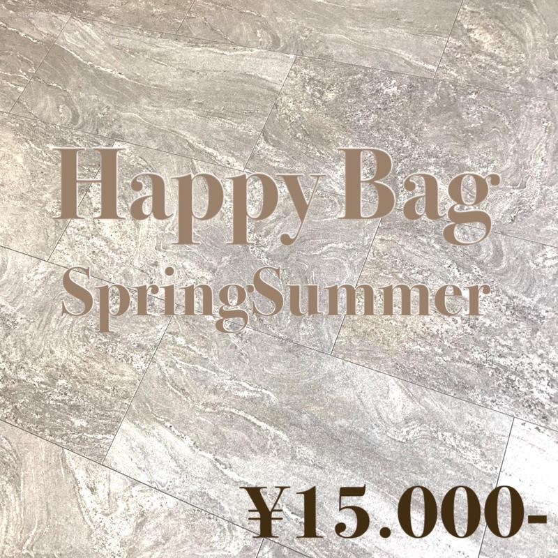デニム入り15,000円HAPPYBAG