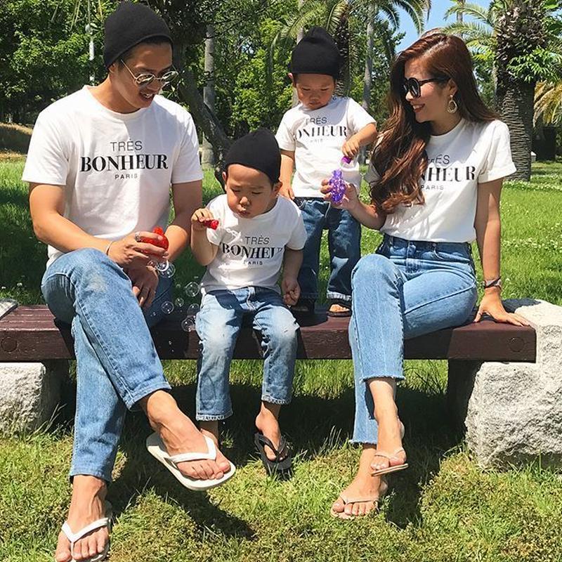 Original・familyロゴTシャツ1 メンズ・レディース