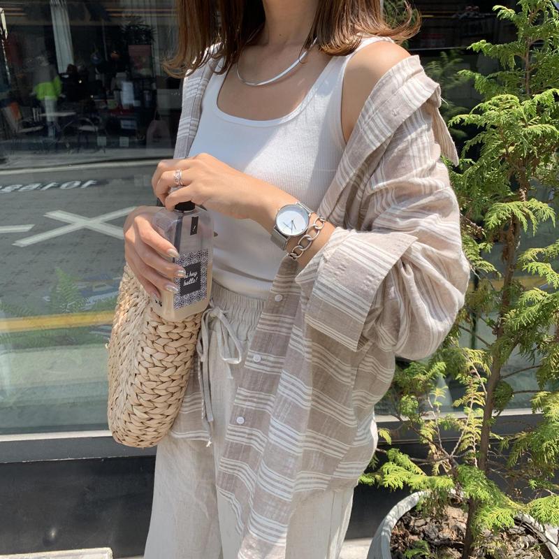 7月16日入荷.cotton100%ラフサマーチェックシャツ