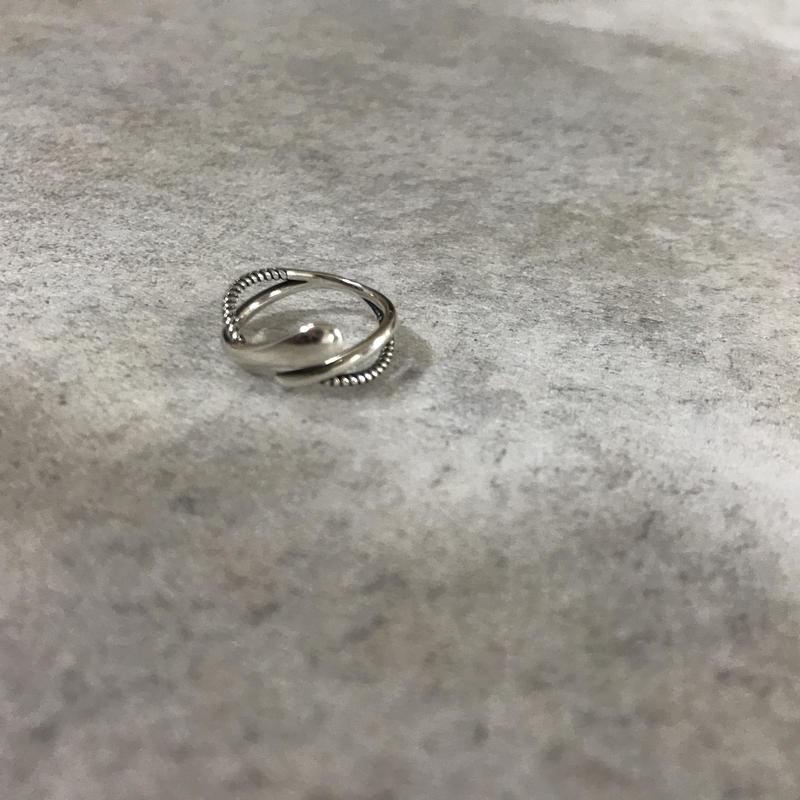 silver925・フリーサイズring