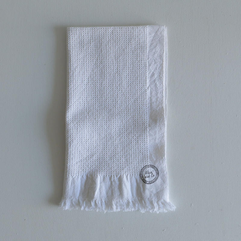 Khadi and Co / Cotton waffle towel(M)