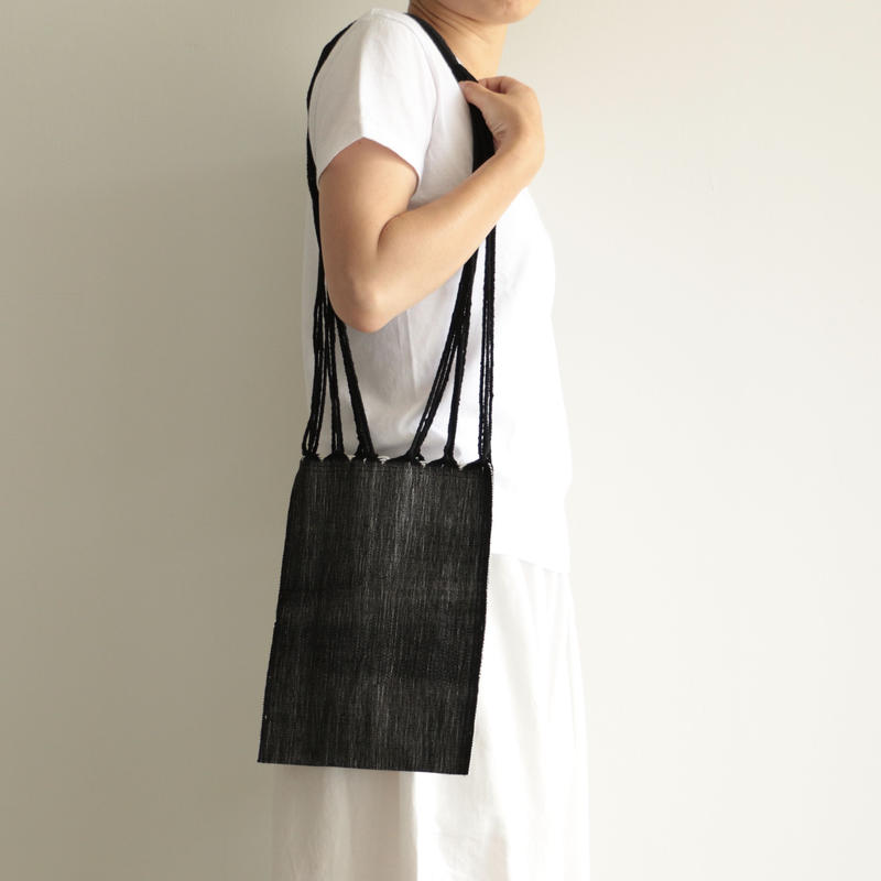 pips /HAMMOCK BAG one shoulder (BLACK)