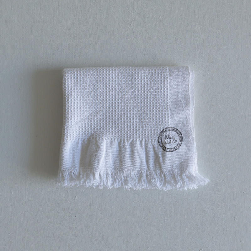 Khadi and Co / Cotton waffle towel(S)