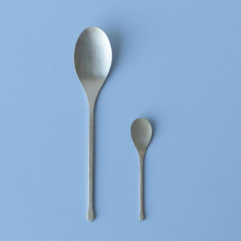 石井すみ子/真鍮スプーン(小)
