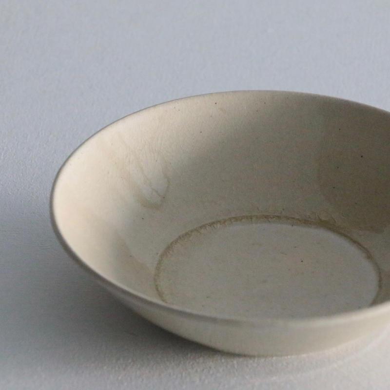 田谷直子/6寸台形鉢(きなり)