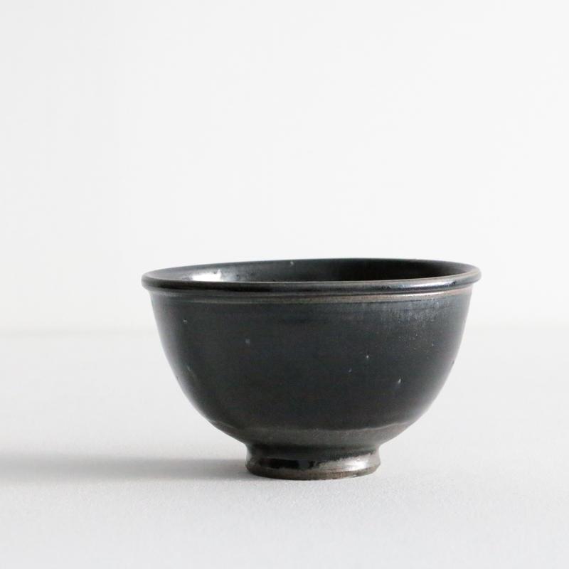 田谷直子/ 丼(黒瑠璃)