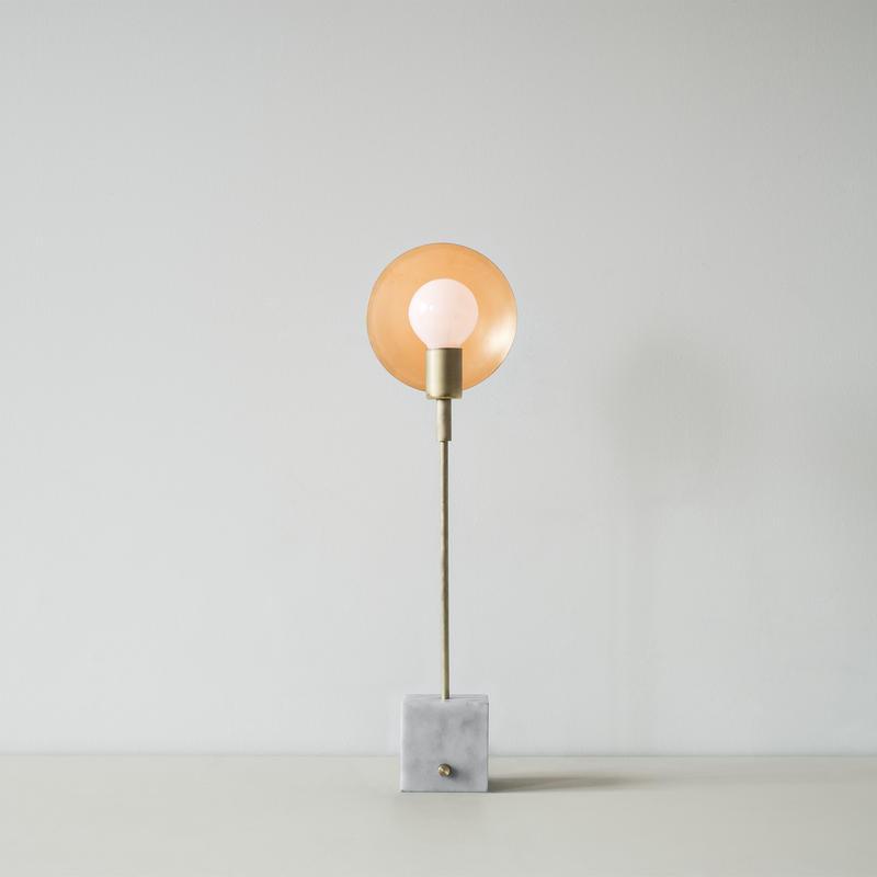 WORKSTEAD   ORBIT TABLE LAMP ONE