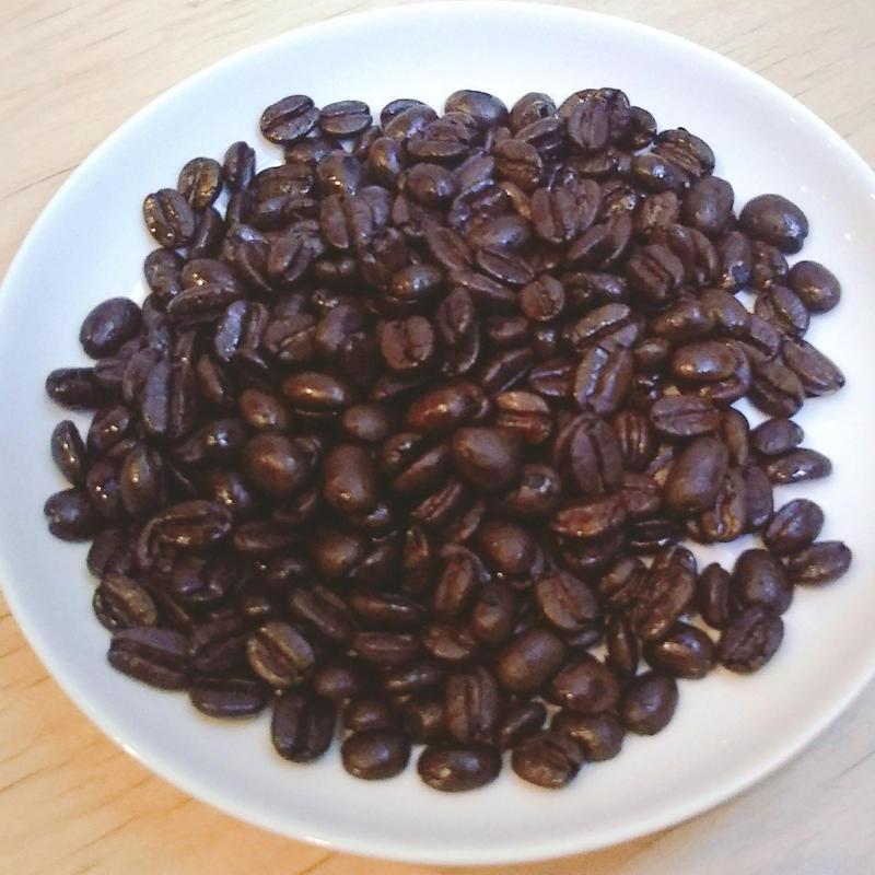 珈琲豆を挽くサービス 250gまで