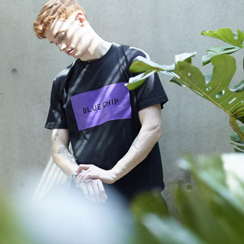 BOX LOGO Tee -BLACK-