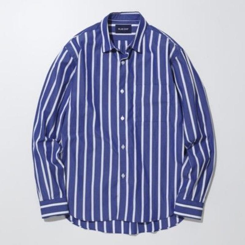JOHN REGULAR COLLAR SHIRTS -SEA-