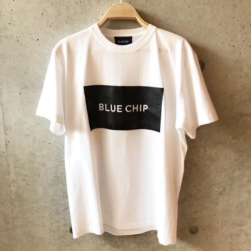 BOX LOGO Tee -WHITE-