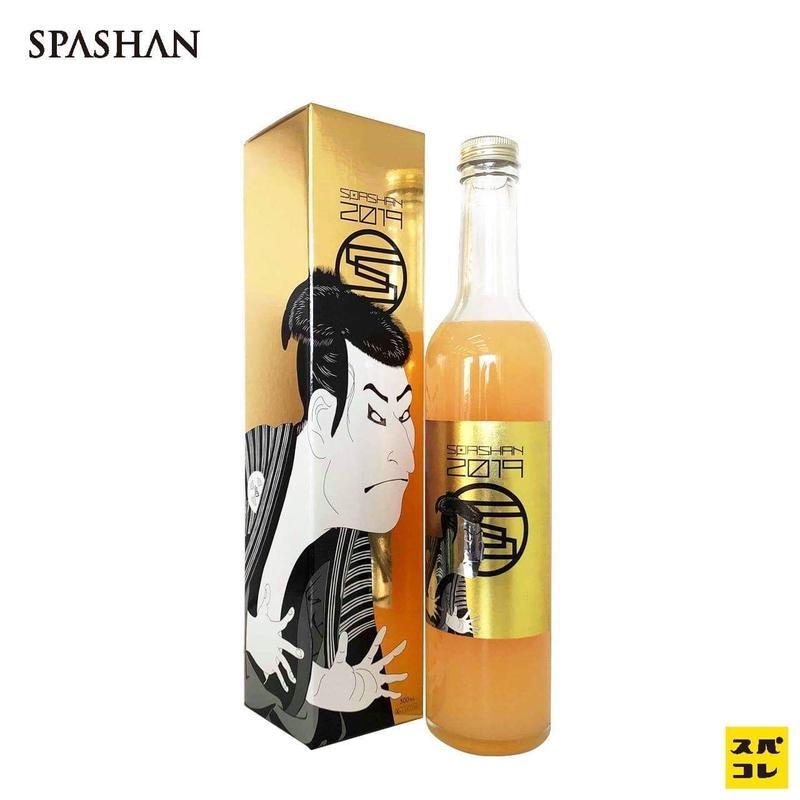 【SPASHAN 】SPASHANシリーズの主役!SPASHAN2019 500mlスパシャン 洗車 コーティング 2019
