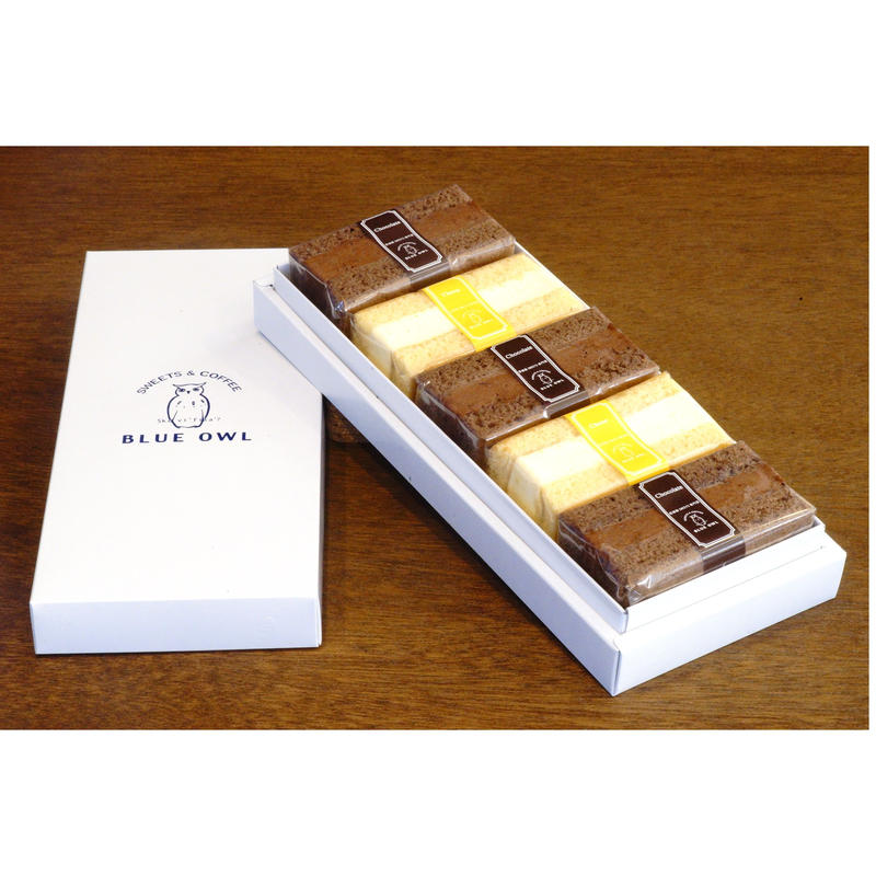 生チョコ&生チーズサンドセット