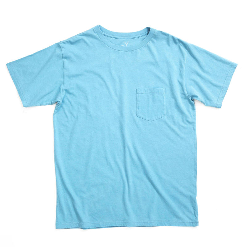 BLUEY FOAM POCKET TEE /  BLUE / 13B19TS29FB