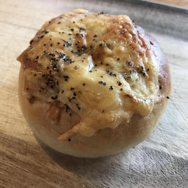 【サンセット】ベーグル チーズ