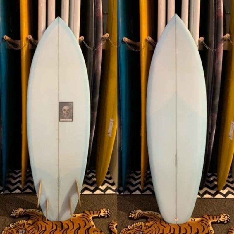 [Christenson] Surfer Rosa 5'6″