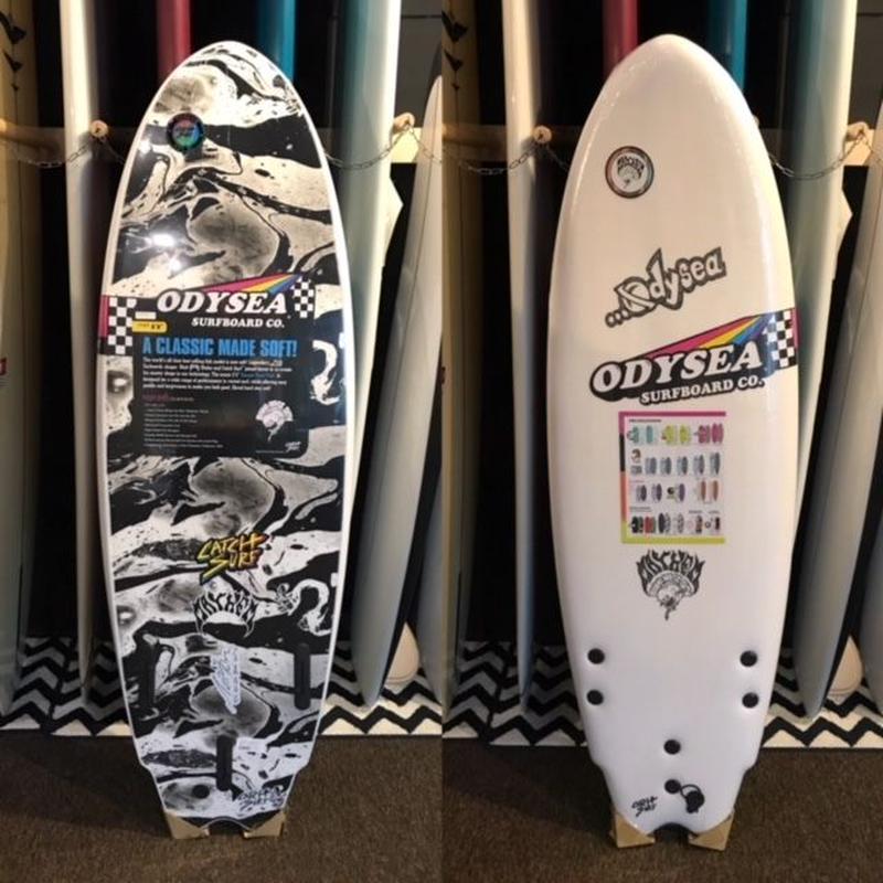 "【CATCH SURF】 ODYSEA LOST RNF 5'5"""