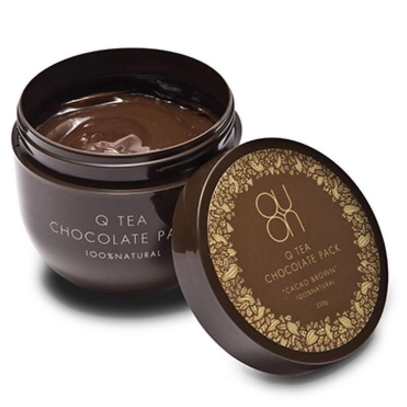 Q TEA チョコレートパック