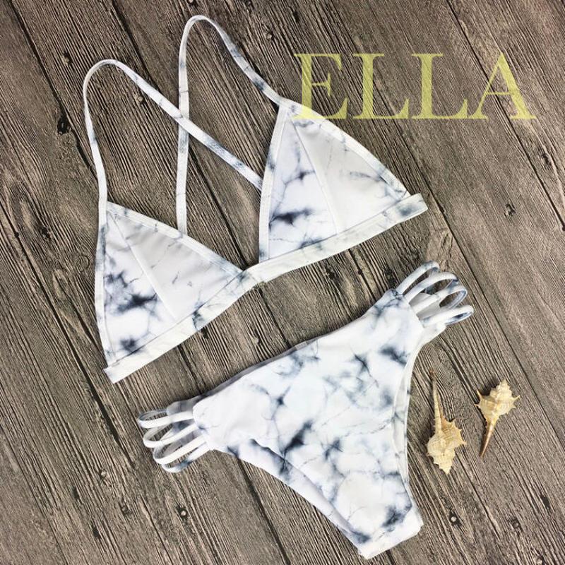 WHTandBLK mable bikini