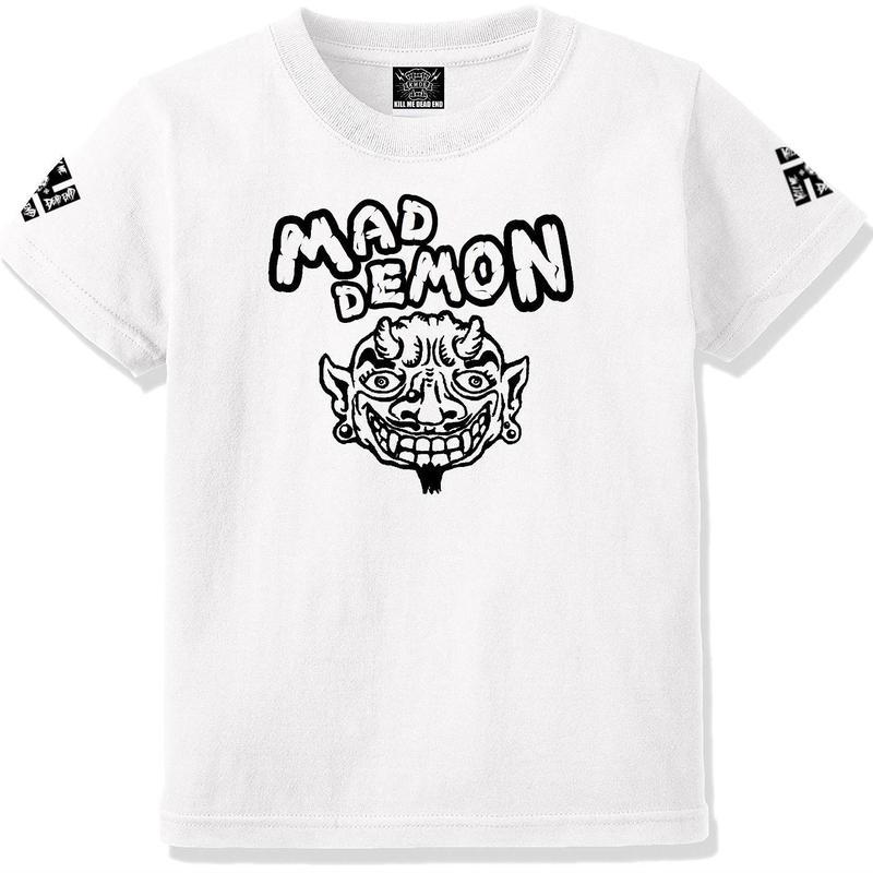 【オリジナルTシャツ】マッド・デーモン