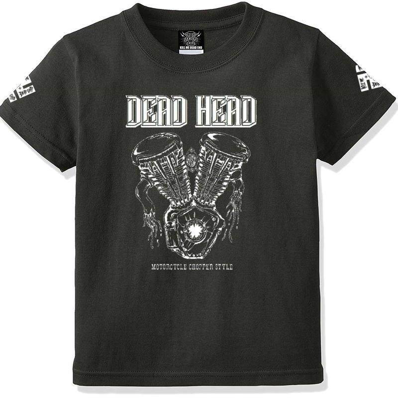 【オリジナルTシャツ】DEADHEAD