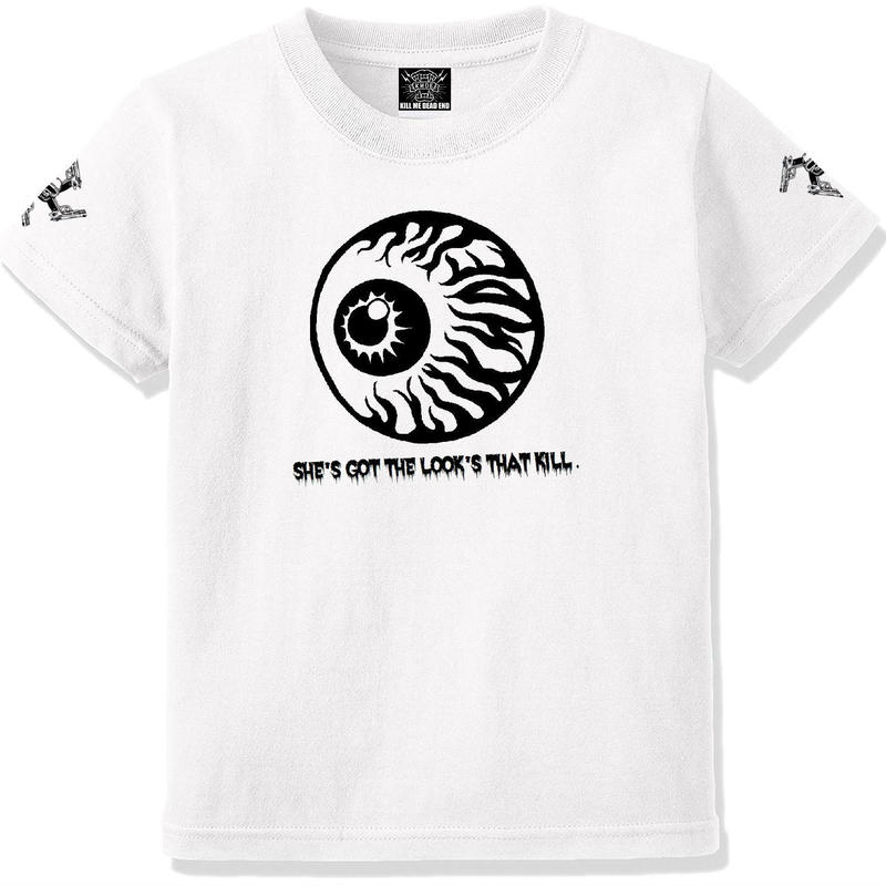 【オリジナルTシャツ】LOOKS THAT KILL