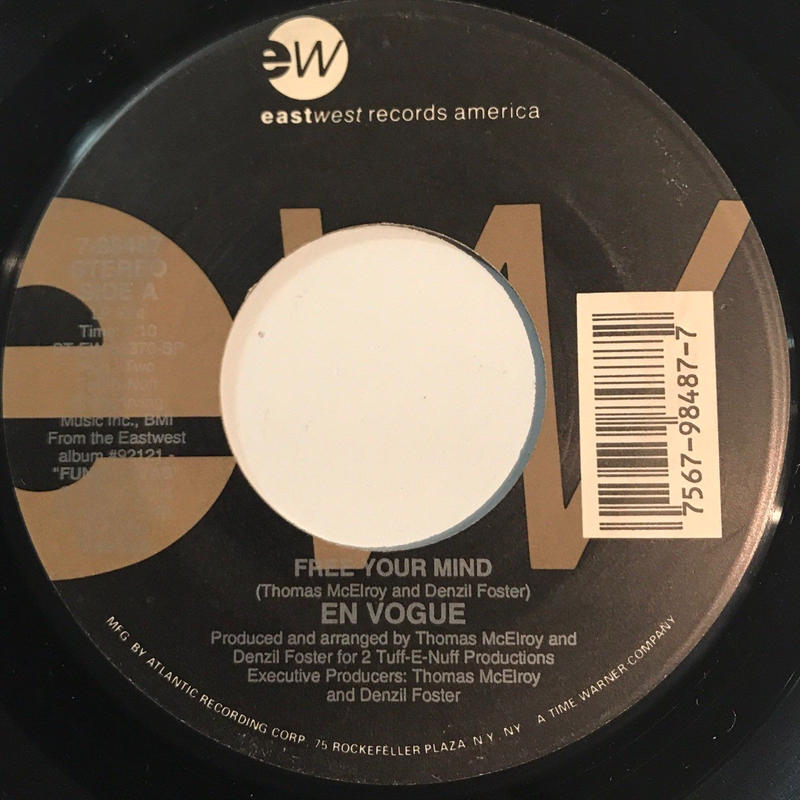 EN VOGUE:FREE YOUR MIND