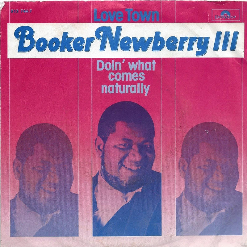 BOOKER NEWBERRY Ⅲ:LOVE TOWN