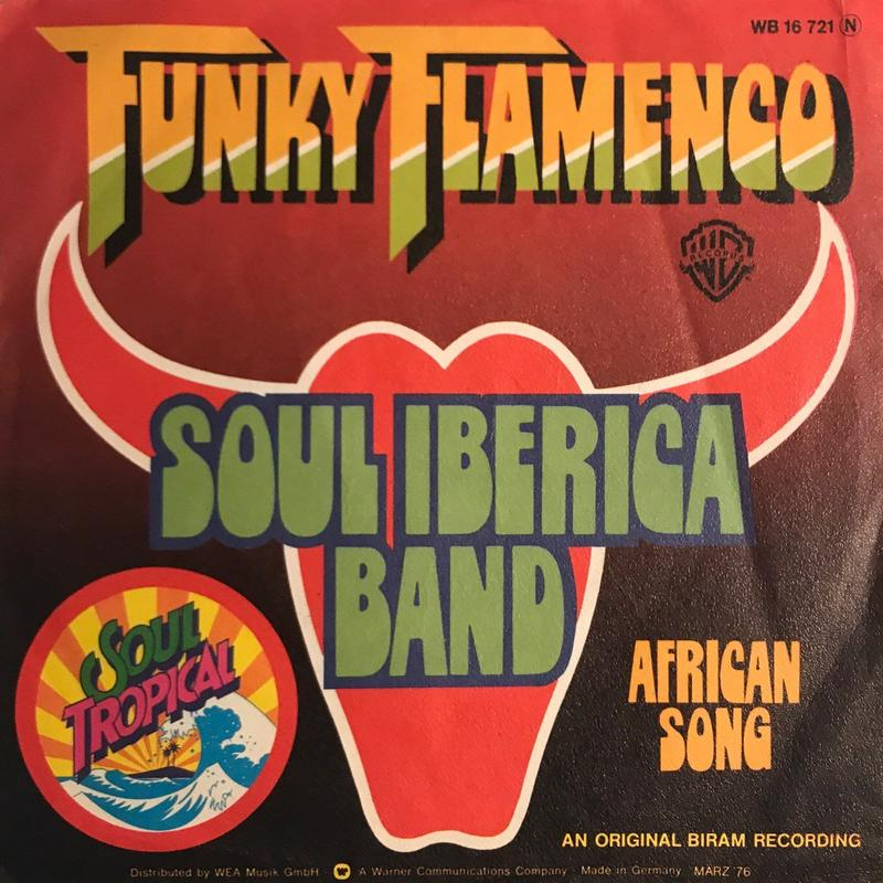 SOUL IBERICA BAND/FUNKY FLAMENCO