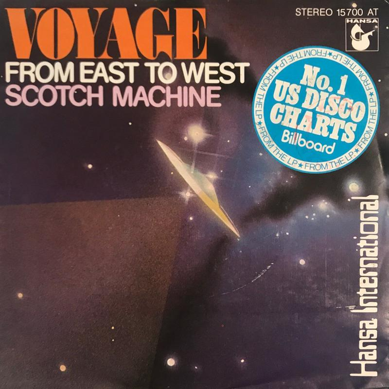 VOYAGE:FROM EAST TO WEST