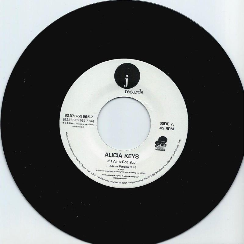 ALICIA KEYS:DIARY