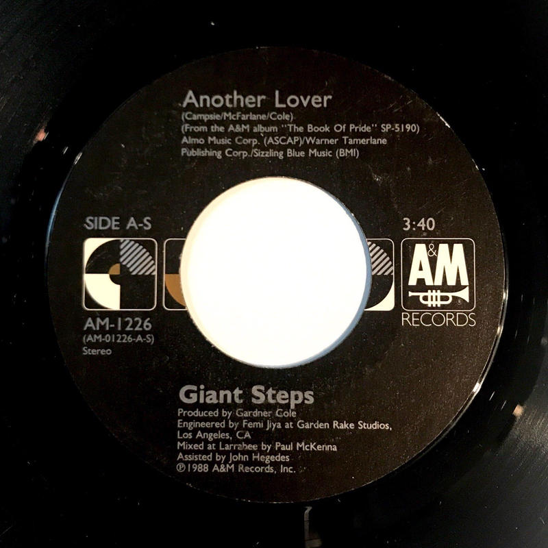 GIANT STEPS:ANOTHER LOVE