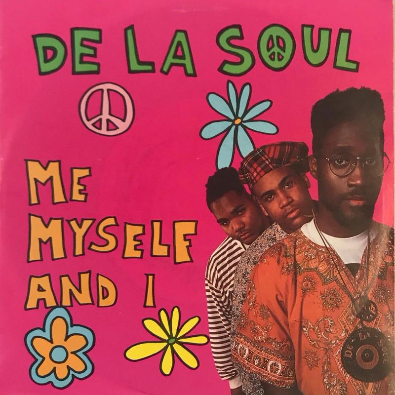 DE LA SOUL:ME MYSELF AND I